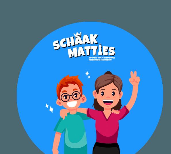 Online schaken kinderen clubs